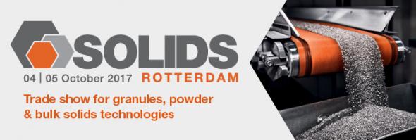 Bezoek RIJKERS op Solids Rotterdam 2017