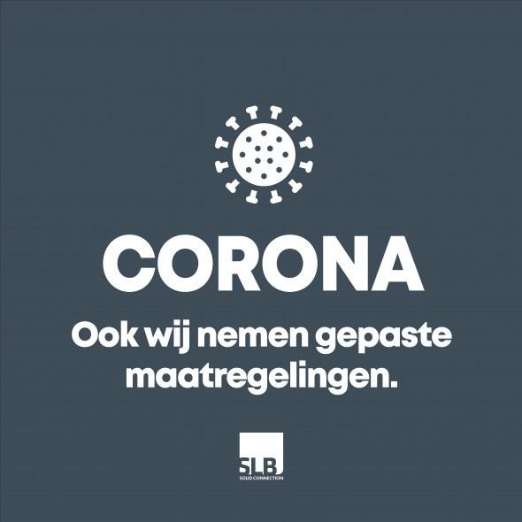 Maatregeling Covid-19 (Corona) Virus